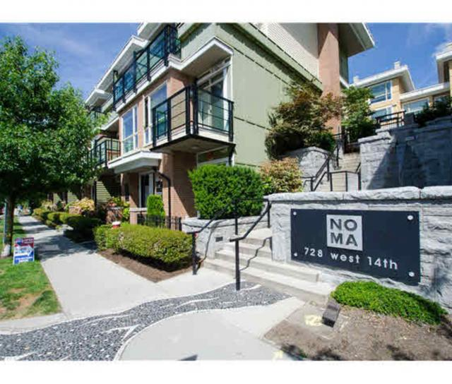 8 - 728 West 14th Street, Hamilton, North Vancouver