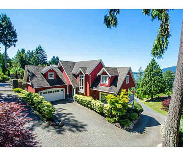 5348 Kew Cliff Road, Caulfeild, West Vancouver
