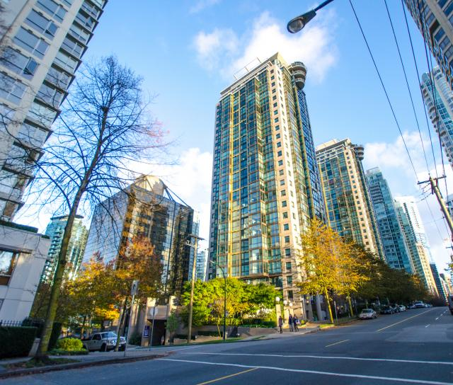 910 - 1367 Alberni Street, West End VW, Vancouver West