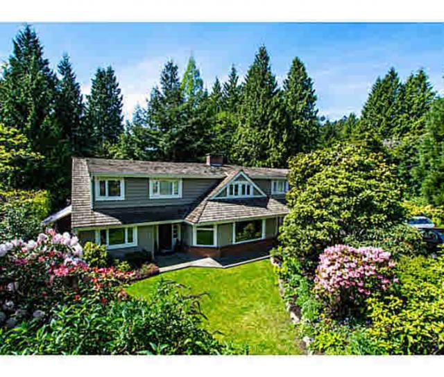 4725 Willow Creek Road, Caulfeild, West Vancouver